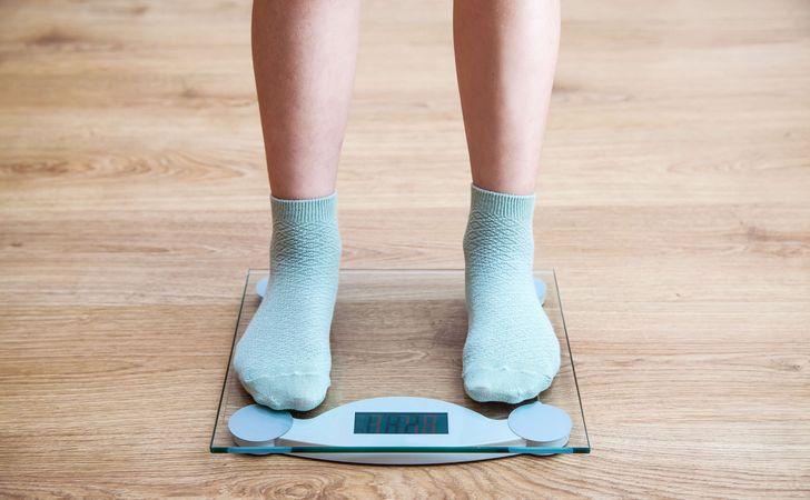 体重増加の目安と体重管理