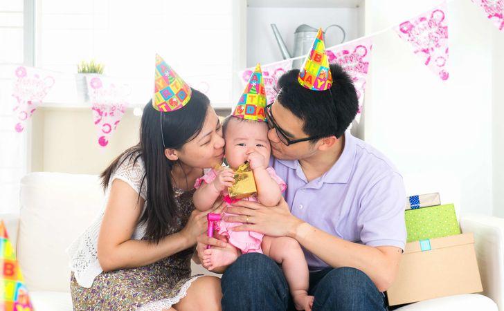 赤ちゃんの行事やお祝い