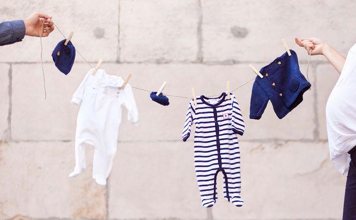 ベビー服の種類と選び方